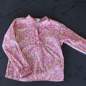 Lilly Pulitzer Shirts & Tops - Girls Lily Pulitzer Blouse.  Size 6.